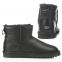 Угги UGG Men Classic Mini Leather Black