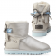 Угги UGG Bailey Bow Mini Leather I DO!