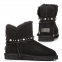 Угги UGG Swarowski Strap Mini Black