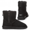 Угги UGG Dubble Zip Black