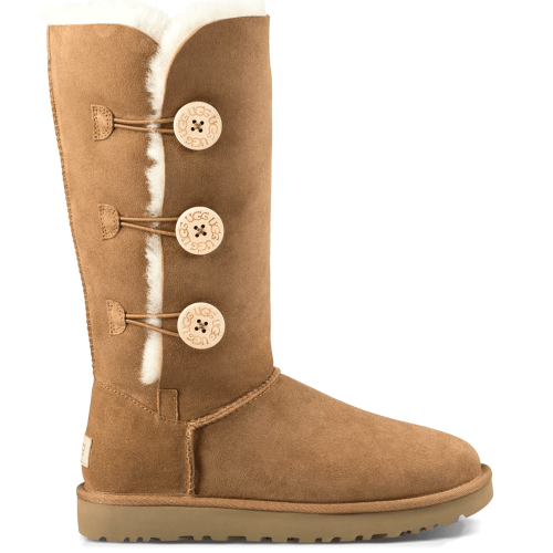 Угги UGG Australia Bailey Button Triplet II Chestnut купить в Киеве