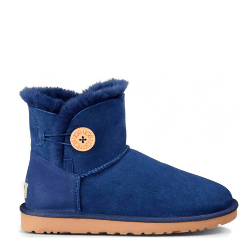 Угги UGG Australia Bailey Button Mini Navy купить в Киеве