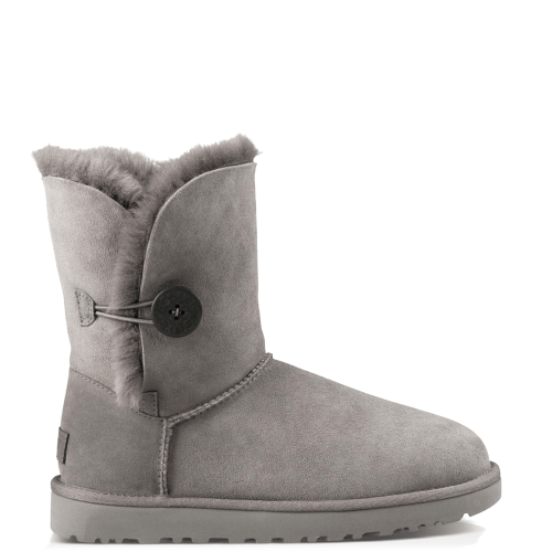 Угги UGG Australia Bailey Button II Grey купить в Киеве