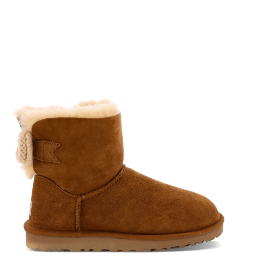 Угги UGG Australia Bailey Knit Mini Chestnut купить в Киеве