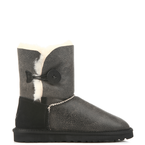 Угги UGG Australia Bailey Button Bomber Grey купить в Киеве