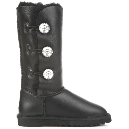Угги UGG Australia Bailey Bling Triplet Black купить в Киеве