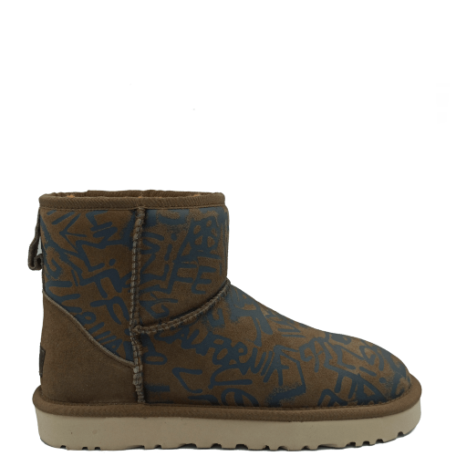Угги UGG Australia Classic Mini Life Brown купить в Киеве