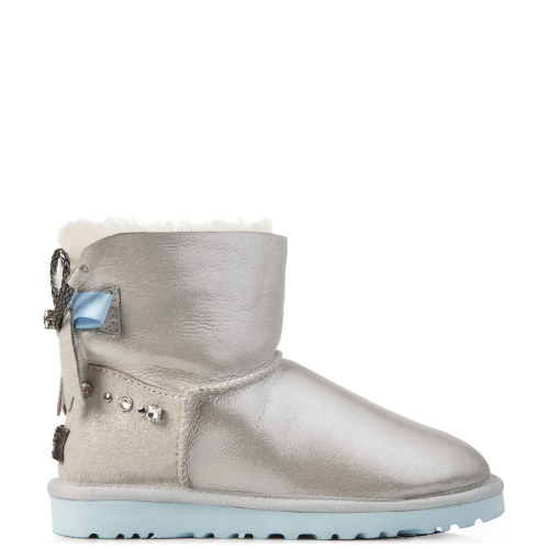 Угги UGG Australia Bailey Bow Mini Leather I DO! купить в Киеве