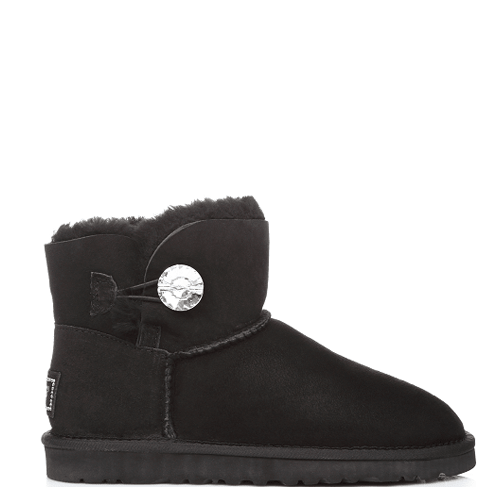 Угги UGG Australia Mini Bailey Bling Black купить в Киеве