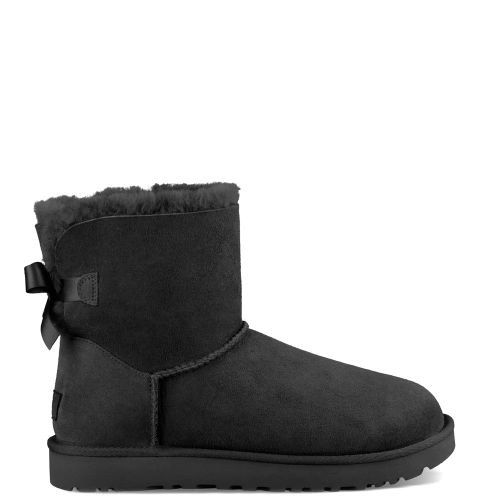 Угги UGG Australia Mini Bailey Bow II Black купить в Киеве