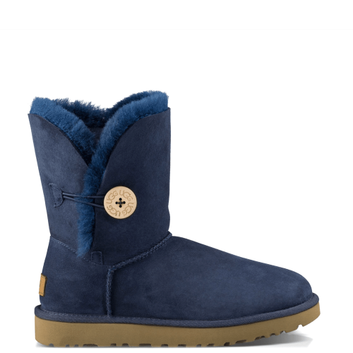Угги UGG Australia Bailey Button II Navy купить в Киеве