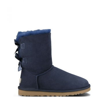 Угги UGG Bailey Bow Blue