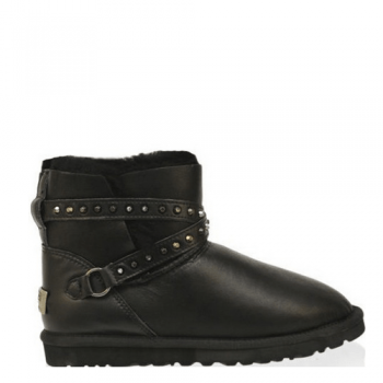 Угги UGG Emersen Leather Black