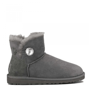 Угги UGG Bailey Bling Mini Grey