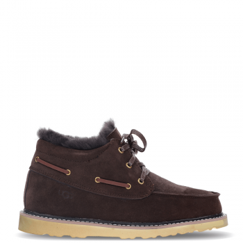 Угги UGG David Beckham Lace Brown