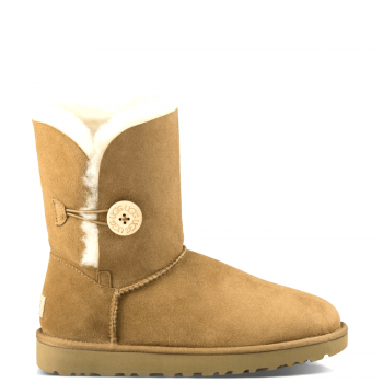 Угги UGG Bailey Button II Chestnut