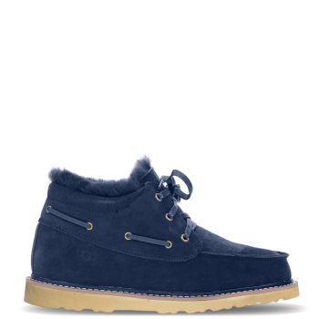 Угги UGG David Beckham Lace Navy(копия)