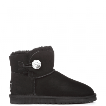 Угги UGG Bailey Bling Mini Black