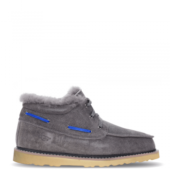 Угги UGG David Beckham Lace Grey