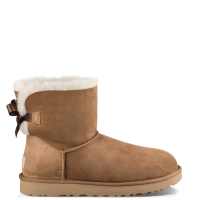 UGG Australia Mini Bailey Bow II Chestnut