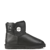 UGG Australia Bailey Bling Mini Leather Black