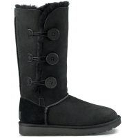 UGG Australia Bailey Button Triplet II Black
