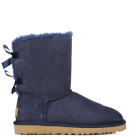 UGG Australia Bailey Bow Navy