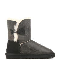 UGG Australia Bailey Button Bomber Grey