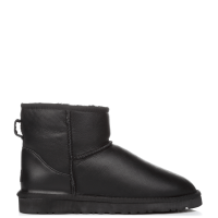 UGG Australia Classic Mini Leather Black